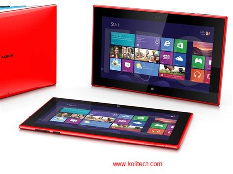 Tablet Nokia Lumia nokia lumia 2520 is nokia s tablet dailycelebz