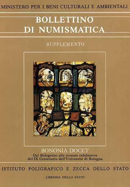 libreria docet bologna numismatique marelibri