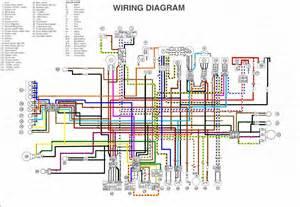 2008 yfz450 wiring diagram wiring diagrams