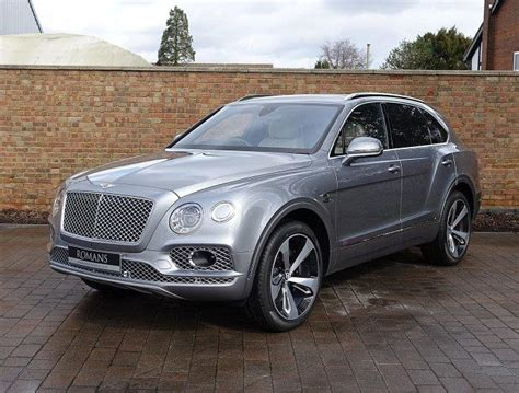 bentley bentayga truck used 2016 bentley bentayga for sale in surrey pistonheads