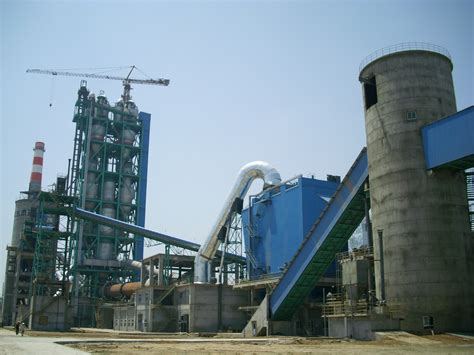 cement factory heidelbergcement commissions new cement plant in china