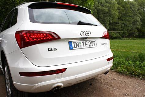 Fahrbericht Audi Q5 3 0 Tdi Quattro by Fahrbericht Audi Q5 3 0 Tdi Quattro Der Souver 228 N