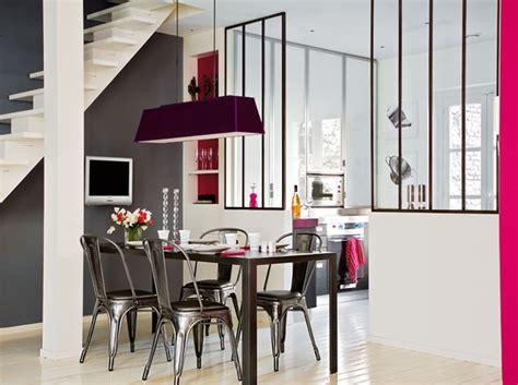 separation cuisine style atelier le style industriel pour la maison weegora
