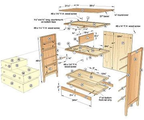 Dresser Construction by Wood Dressers Plans Pdf Plans Wood Machinist Tool Chest