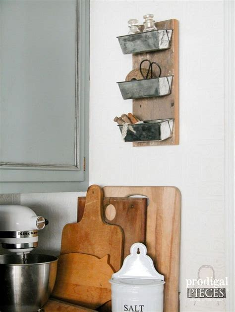 repurposed flea market finds into farmhouse decor hometalk
