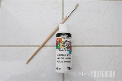 acrylic paint smell how to freshen up your grout lines for 2 or less pink