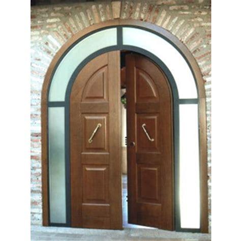 porte con arco portoncino blindato ad arco con sopraluce mdbportas