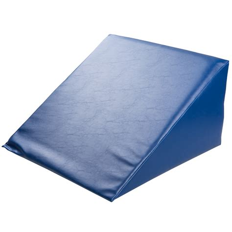 Wedge Pillow Large Foam Wedge Pillow 1004999 3b Scientific