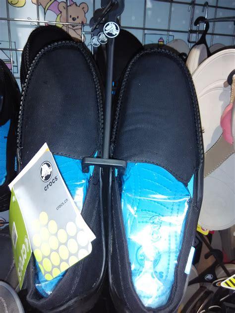 Crocs Tideline Sport Canvas Rk608 jual sepatu pria cowok crocs tideline sport canvas
