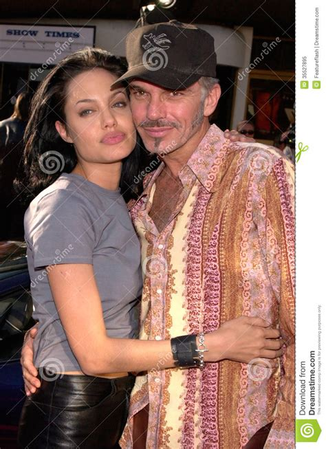 angelina jolie tattoo billy bob thornton angelina jolie billy bob thornton editorial image image