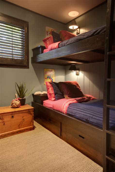 bunk beds for small bedrooms how to build an efficient closet in this double deck room