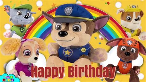 Free Paw Patrol Happy Birthday Card free paw patrol birthday ecards