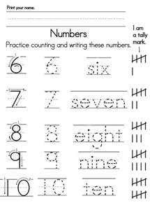 writing numbers in words worksheets numbers worksheets
