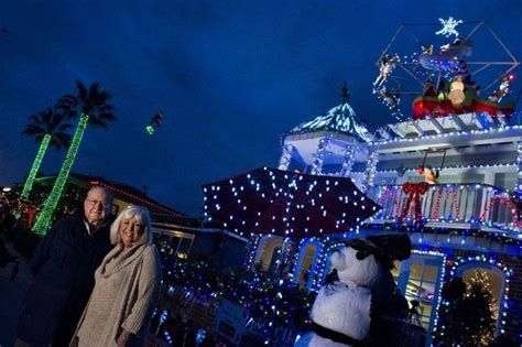 newport beach boat parade of lights 2012 in newport beach boat owners revolt dims parade l a