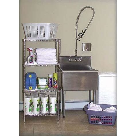 Stainless Steel Laundry Room Sinks Stainless Steel Laundry Room Sink Newsonair Org