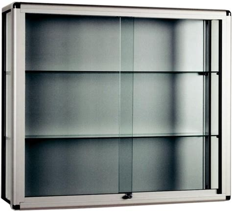 Glass Wall Mounted Cabinets by Wall Mounted Glass Display Cabinet 187 Walsh Sons