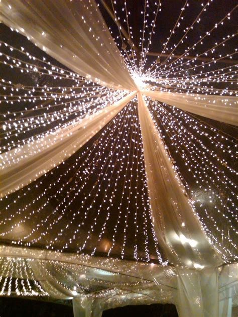 wedding canopy of lights ideas 6 weddings eve