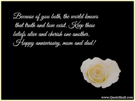 Happy Wedding Anniversary Quotes For Parents Happy