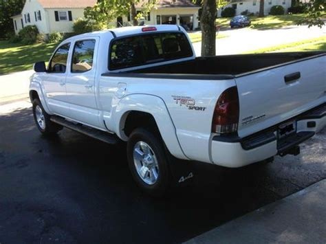 Toyota Tacoma Cab Bed by Purchase Used 2013 Toyota Tacoma Cab Bed 4x4