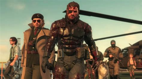Metal Gear Solid 5 metal gear solid v gets nuclear disarmament event the