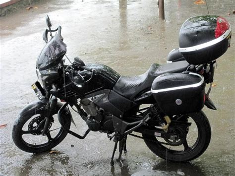 Modifikasi Motor Tiger by Modif Honda Tiger Ban Besar Terbaru Dan
