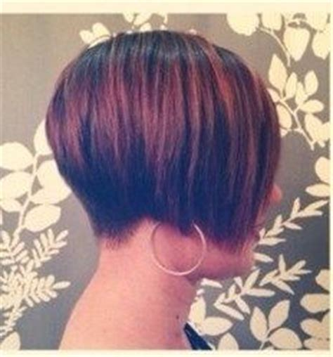 womens hair shaved just above ears 1000 images about inverted bob s on pinterest inverted