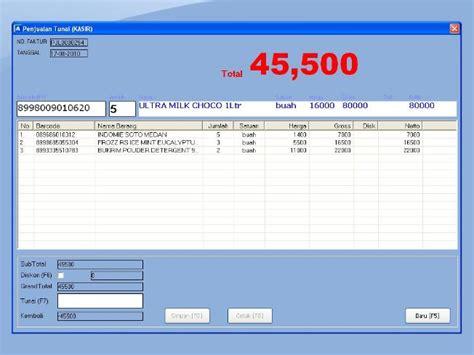 Software Program Aplikasi Kasir Toko Obat Obatan Toko 1d 1 aplikasi kasir sediasoftware