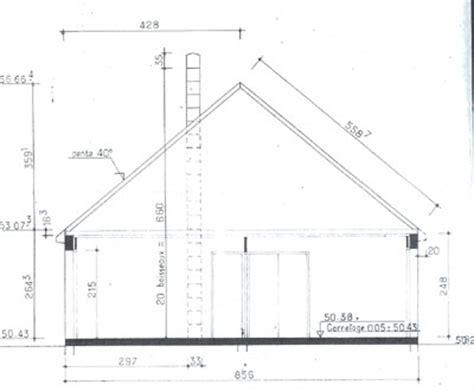 hauteur maison plain pied 5236 hauteur d un etage maison design apsip