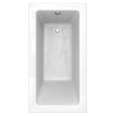 bathtubs american standard american standard cadet 5 ft left hand drain integral