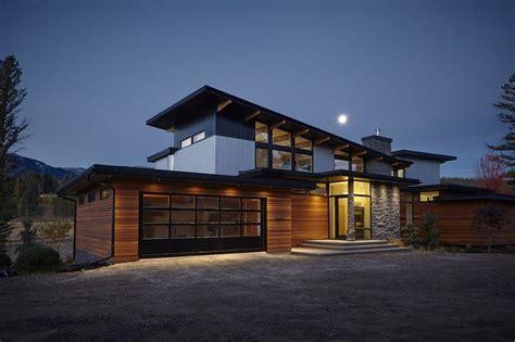 baldwin estate modern home  alberta canada  dwell