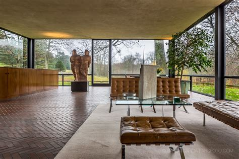 philip johnson glass house the glass house by philip johnson homeadore