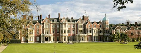 royal homes royal homes the sandringham estate the royal post