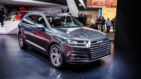 audi q7 2016 news audi loads 2016 q7 with all the tech pictures cnet