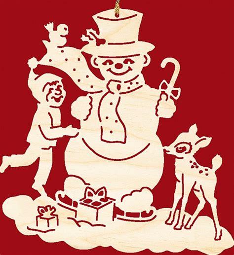 Fensterdeko Weihnachten Schneemann by Fensterbild Weihnachten Schneemann Mit Und Rehkitz