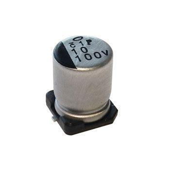 surface mount ceramic capacitor polarity 10uf 100v surface mount electrolytic capacitor all electronics corp