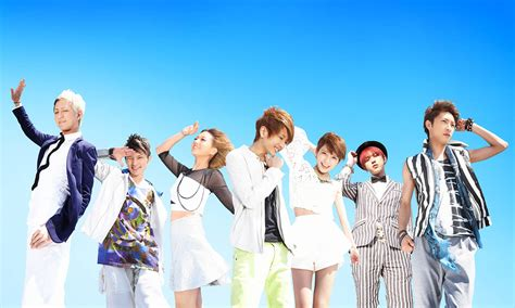 aaa swing city music cover artwork and mv for 2013 aaa style summer tune