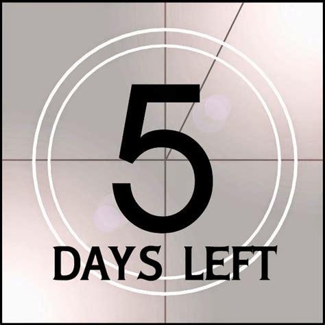 five 4 school peotone pto 5 days left