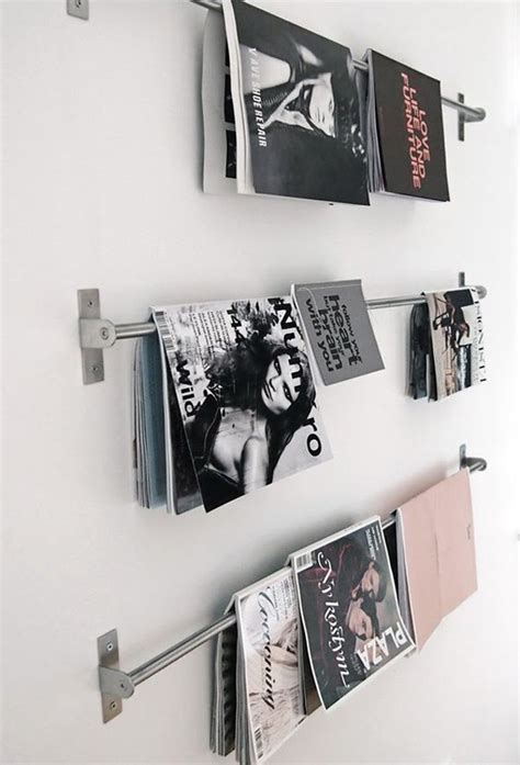 europe diy design genius 15 genius diy magazine rack ideas home design and interior