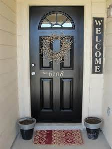 front door numbers front door house numbers vinyl lettering 10 00 via etsy