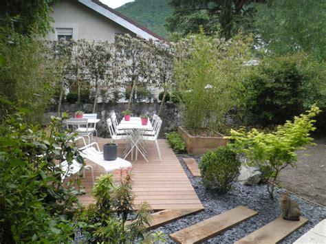 terrasse 80m2 amenagement petit jardin avec terrasse maison design