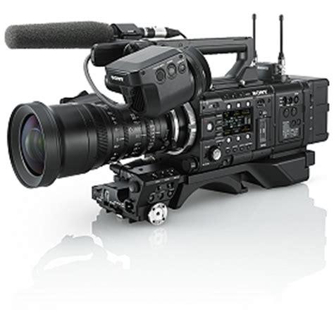 sony's hdc 4300 4k/hd camera live production.