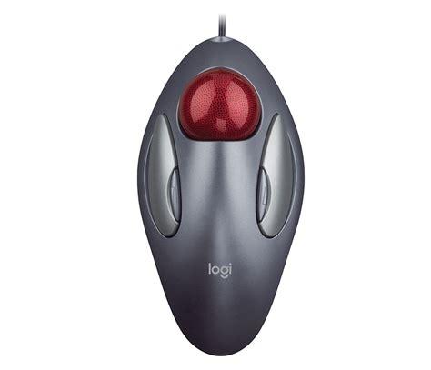 Mouse Bola Logitech logitech de logitech trackman 174 marble trackball