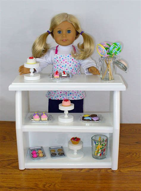 18 Doll Furniture by American Doll Furniture 18 Doll Furniture Bakery