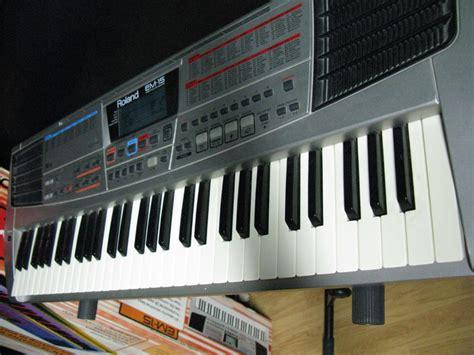 Keyboard Roland Em 15 roland em 15 image 650883 audiofanzine