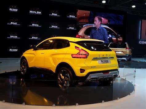 Lada Md Foto Premieră La Salonul Auto De La Moscova Lada