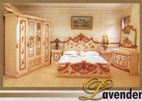 Tempat Tidur Elite Serenity kamar set lavender toko kasur bed murah simpati