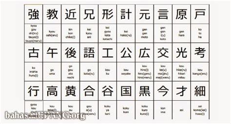 tattoo tulisan jepang dan artinya sebutkan abjad dari romanji dan kanji brainly co id