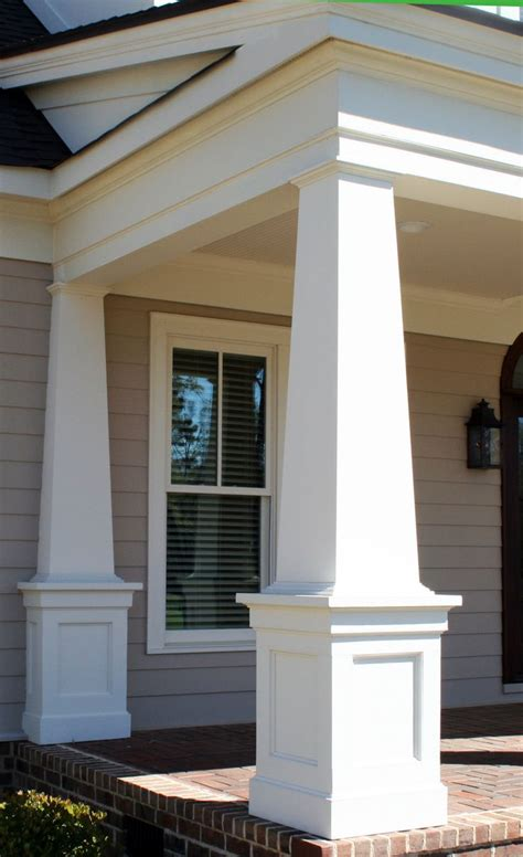 Diy front porch columns 68 trend exterior stunning small front porch