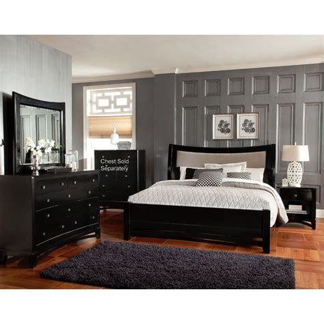 King Headboard Bedroom Sets by 6 King Bedroom Set