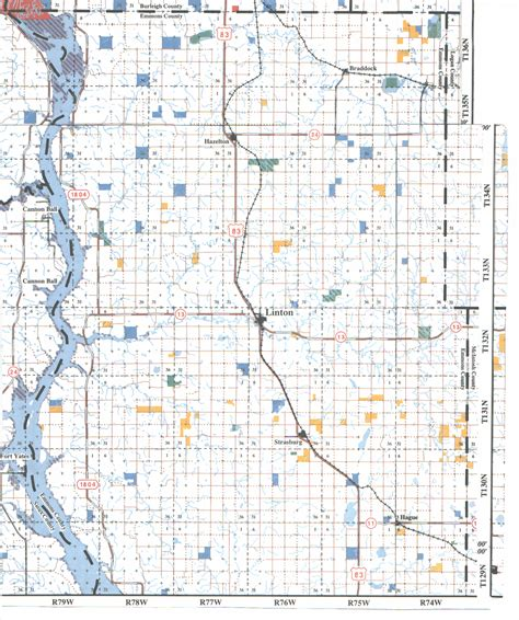 Records Search Nd 2001 Emmons County